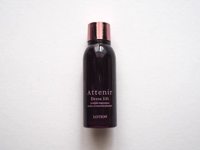 アテニアドレスリフトの化粧水