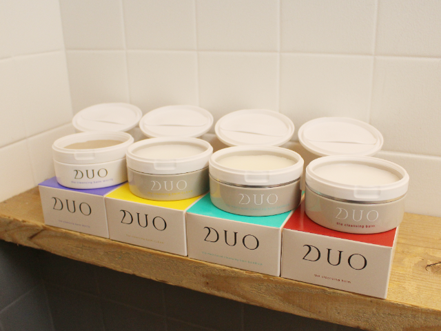 DUOクレンジングバームは乾燥肌におすすめ