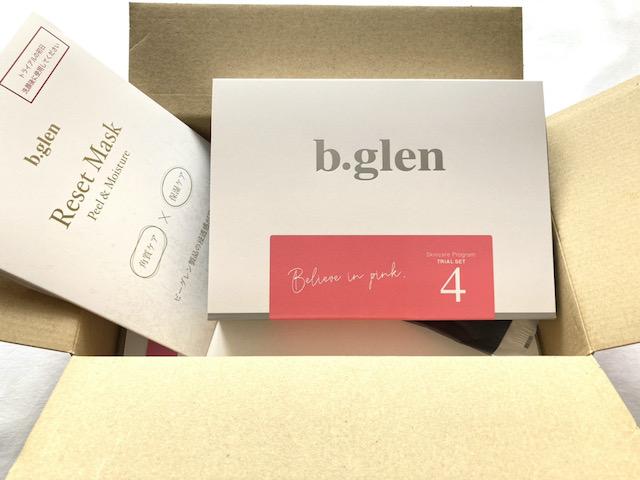 ビーグレン毛穴トライアルセットを購入